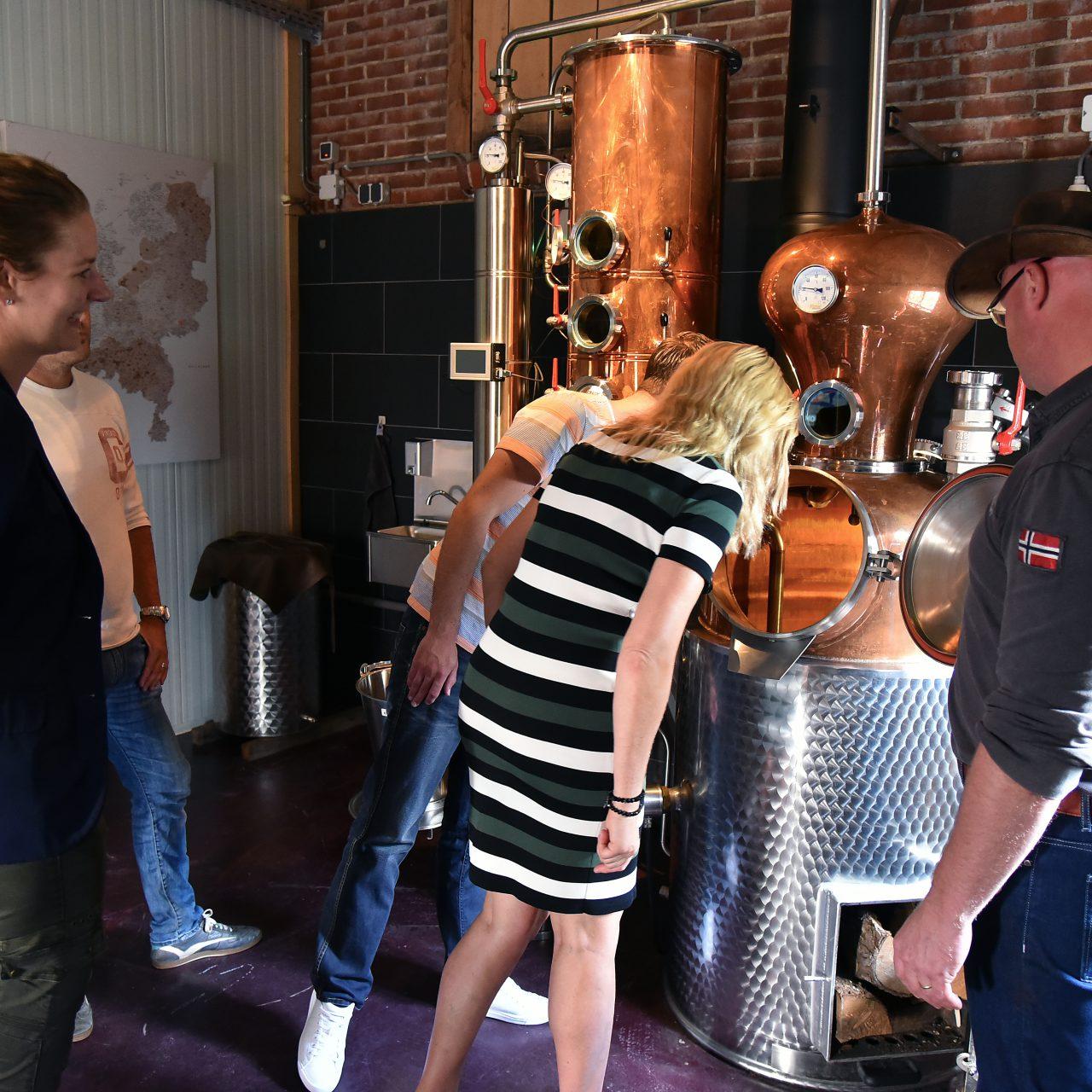 Distilleerderij de Bronckhorst Proeflokaal