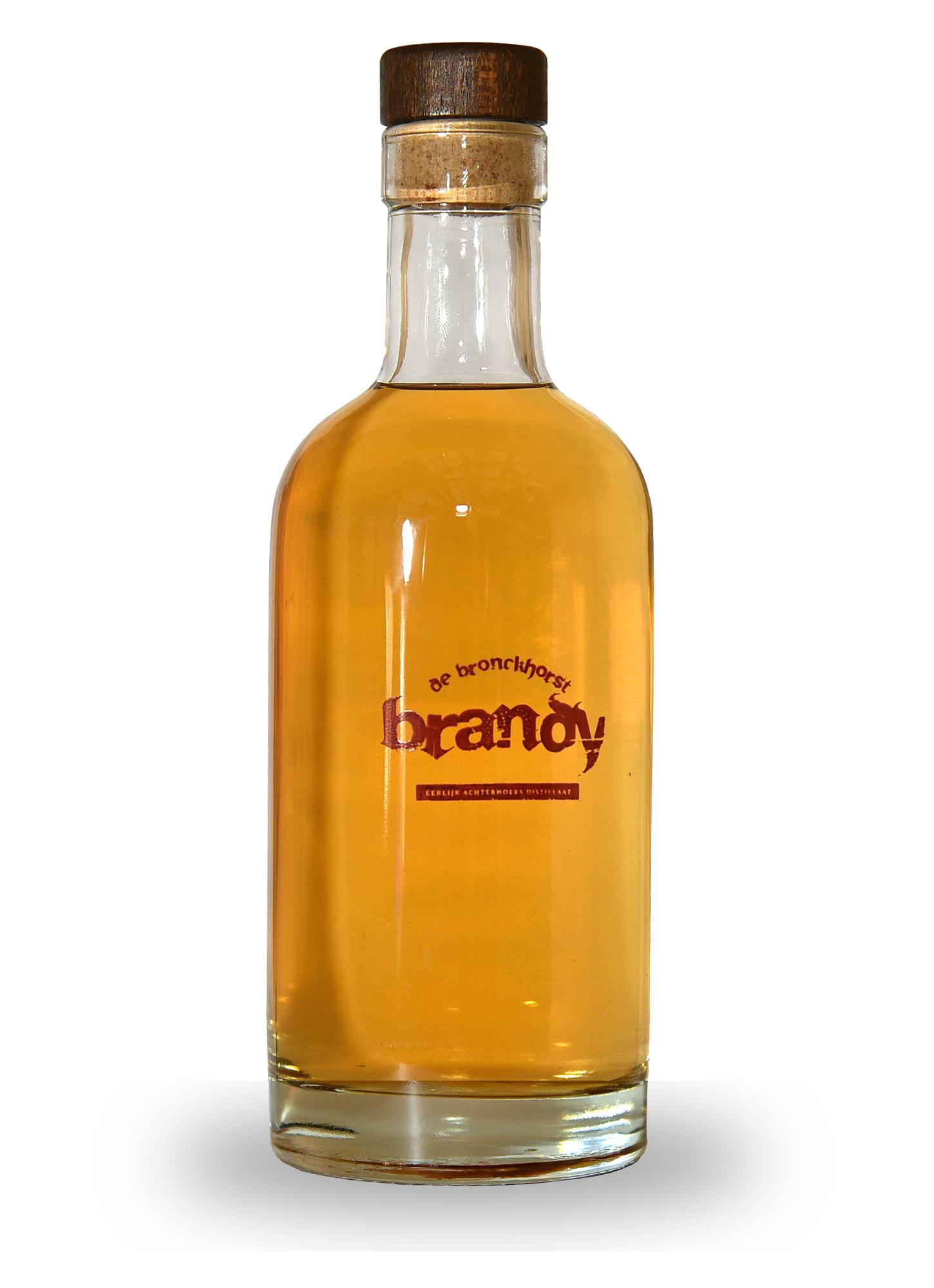 Distilleerderij de Bronckhorst Brandy Ambachtelijk Achterhoek Distillaat